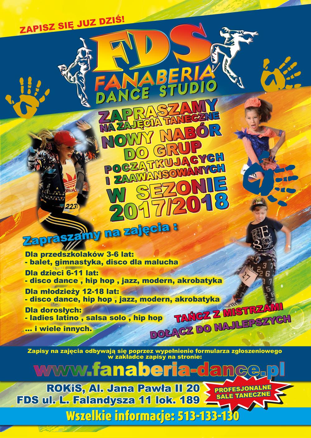 Fanaberia Dance